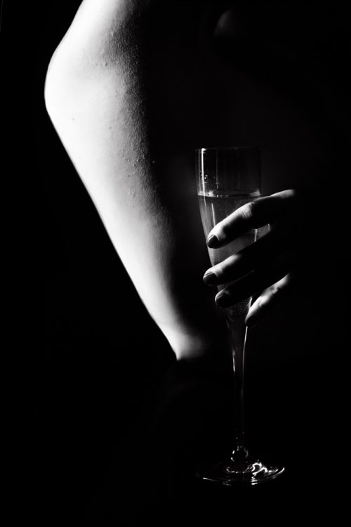 fotografia blanco y negro intima