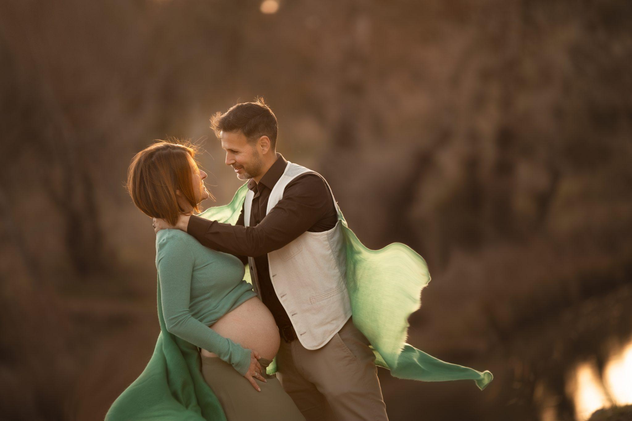 mejor fotografo embarazo