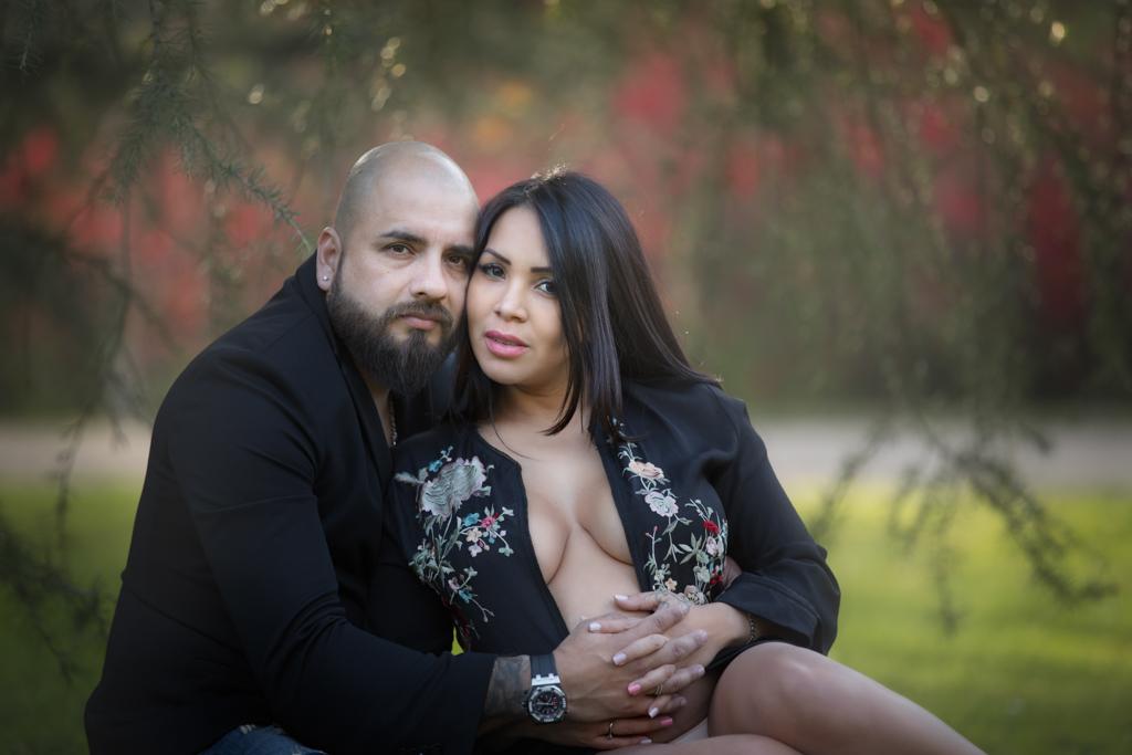 fotografia de embarazada madrid