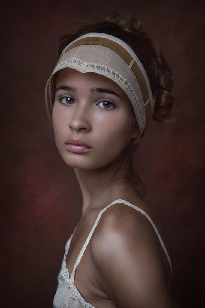 retrato fine art
