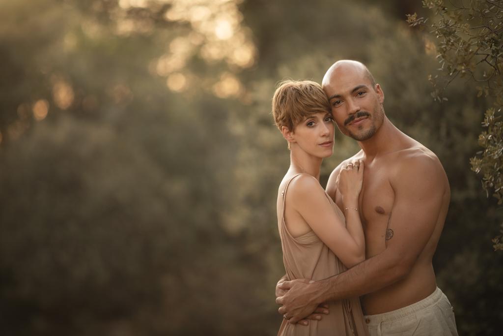 fotografia de pareja madrid