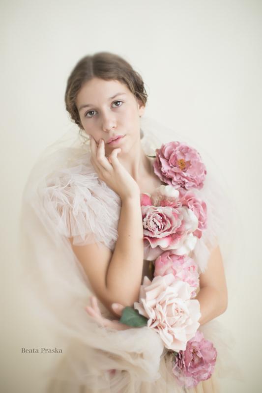 ballet portrait