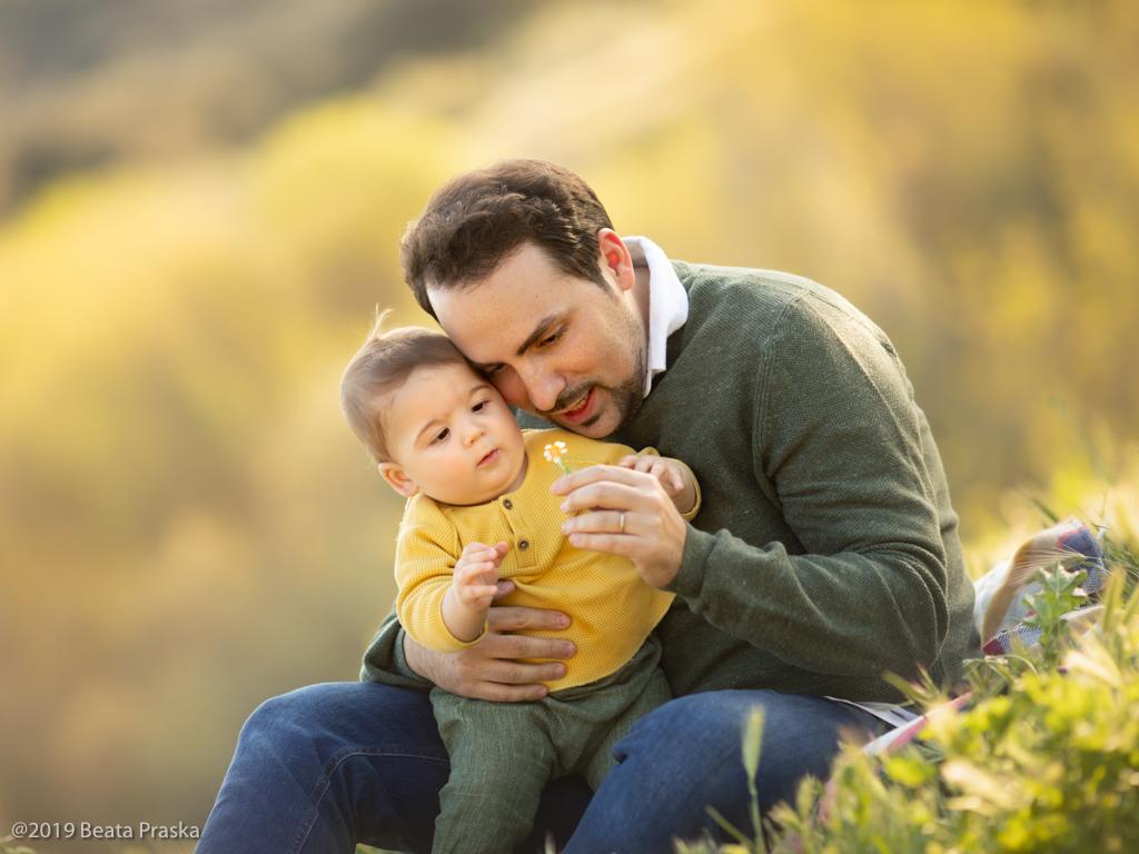 fotografia de bebes emotiva