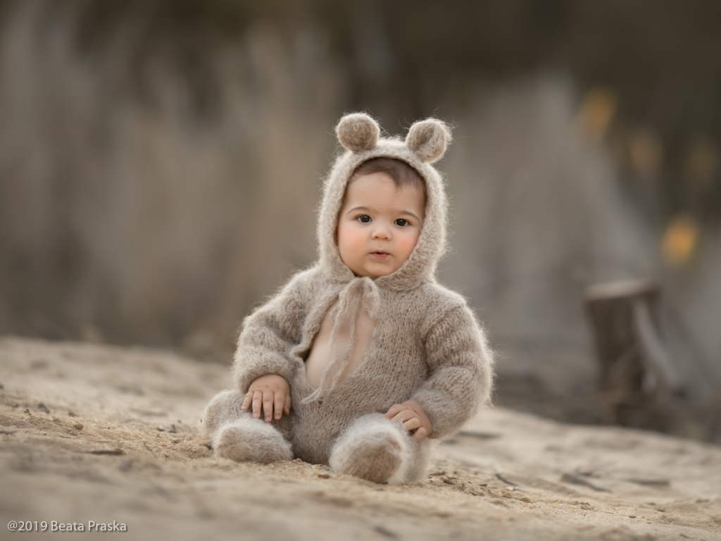 fotografia infantil fine art