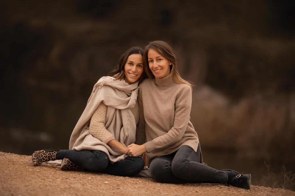 fotos hermanas