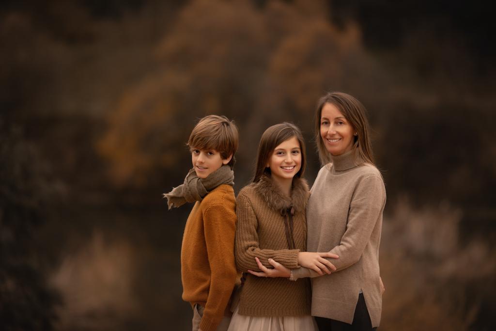 fotografia de familia en madrid
