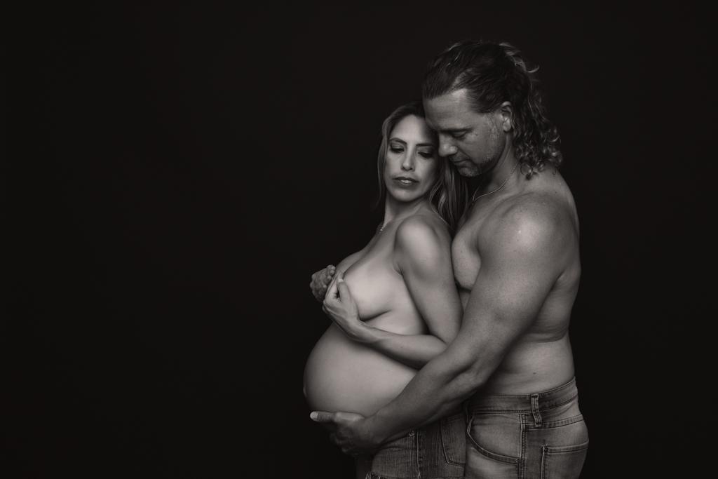 fotos de embarazo fine art madrid