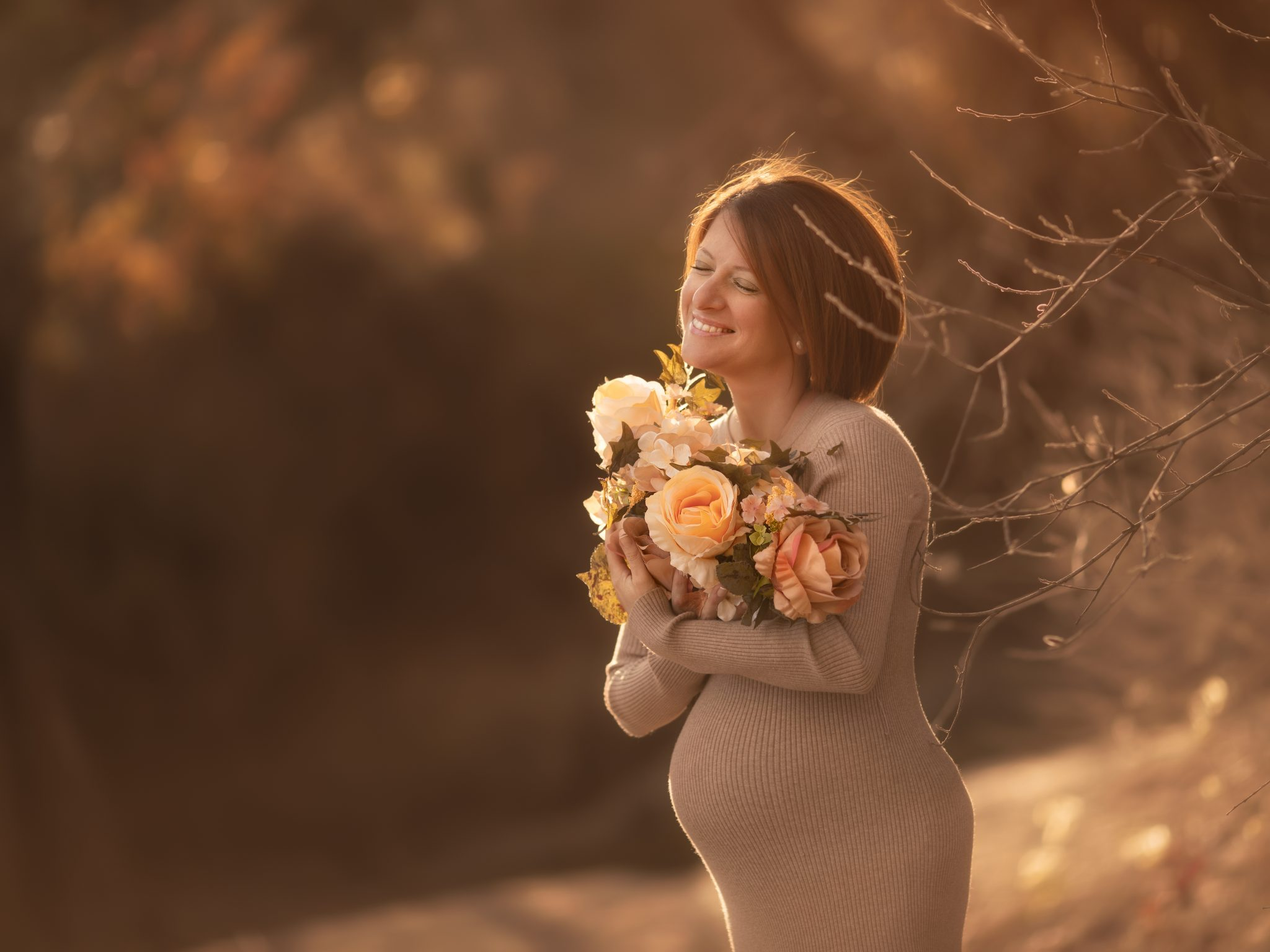 fotografia fine art madrid embarazo