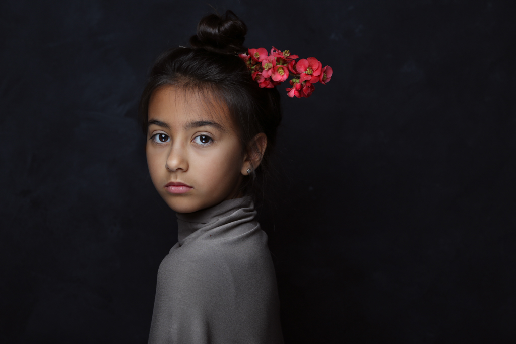 sesiones de fotos infantiles Madrid