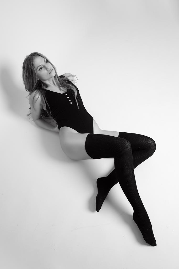 fotografia blanco y negro fashion