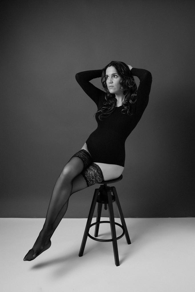 fotografia embarazadas blanco y negro madrid