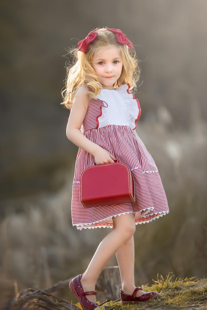 fotografia de marca de ropa infantil