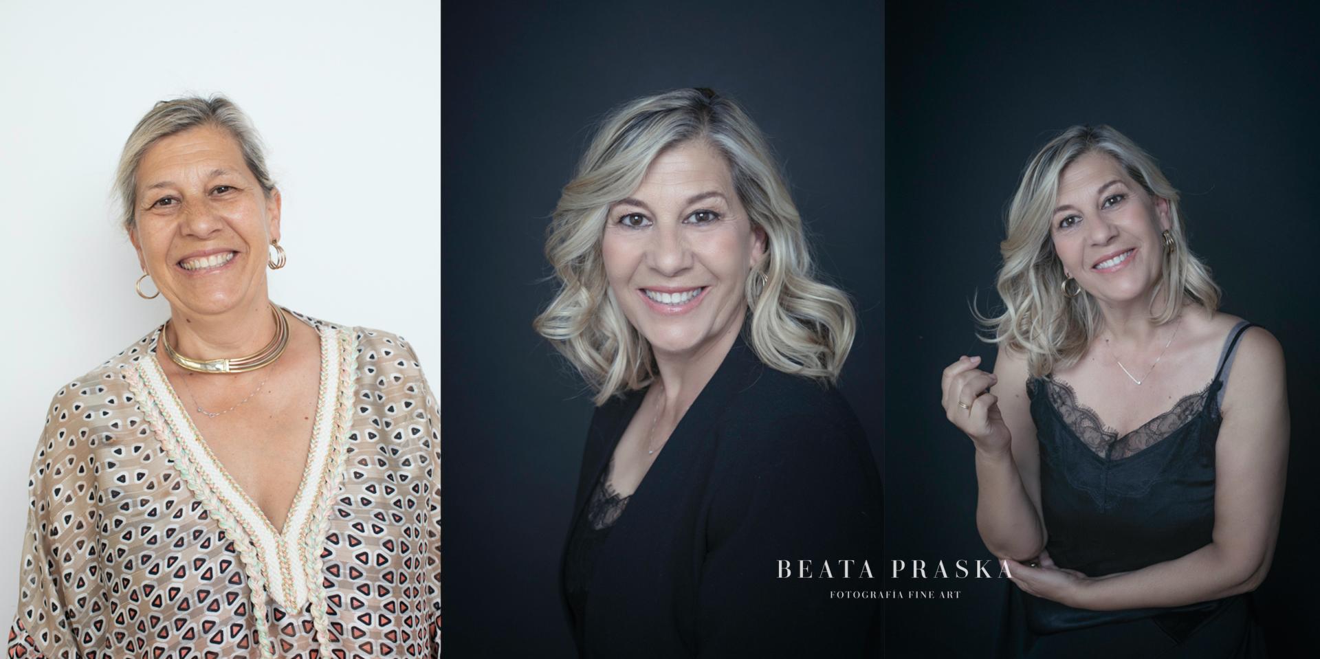 Beata Praska Fotografia a 50 mujeres de mas de 50 años