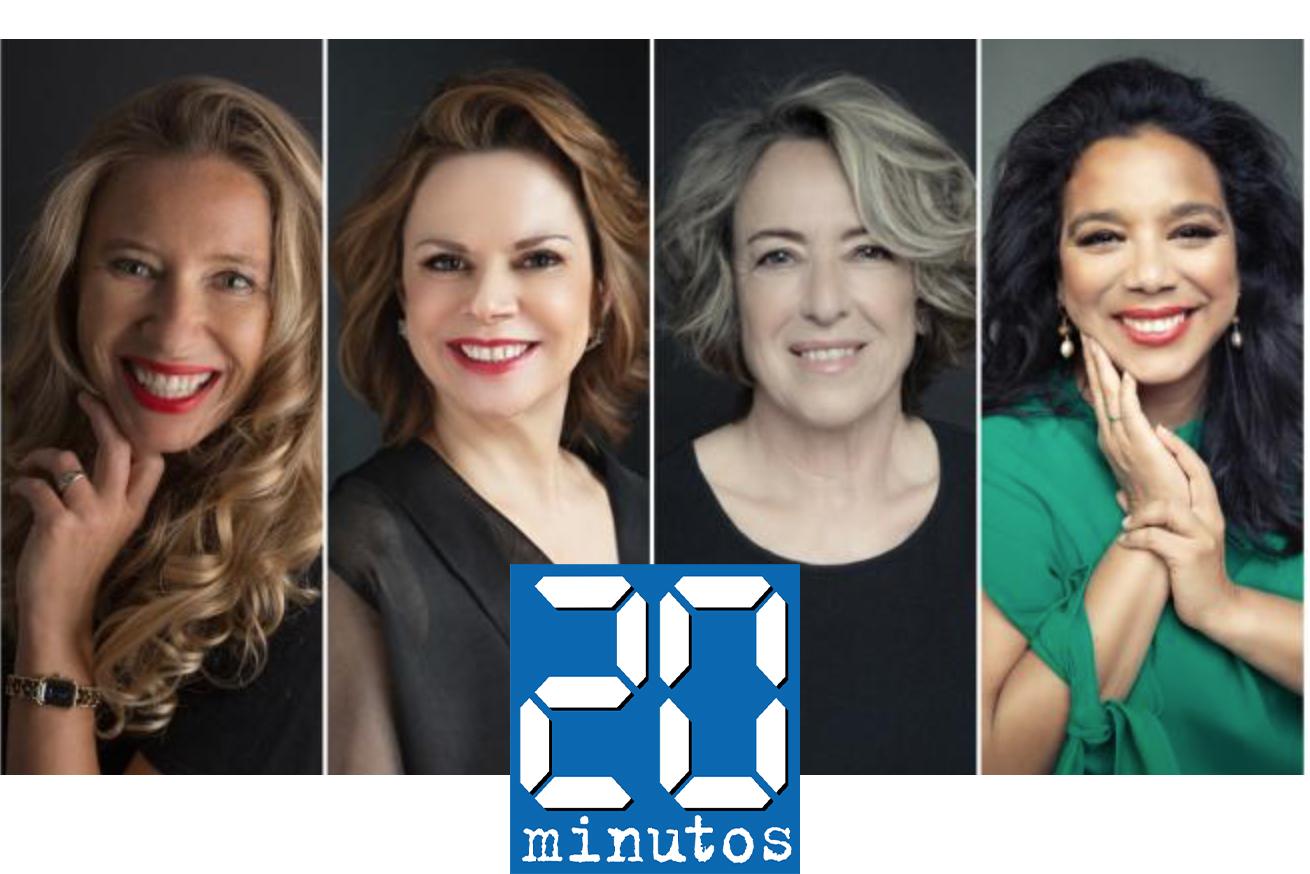 mujeres del proyecto #50más50