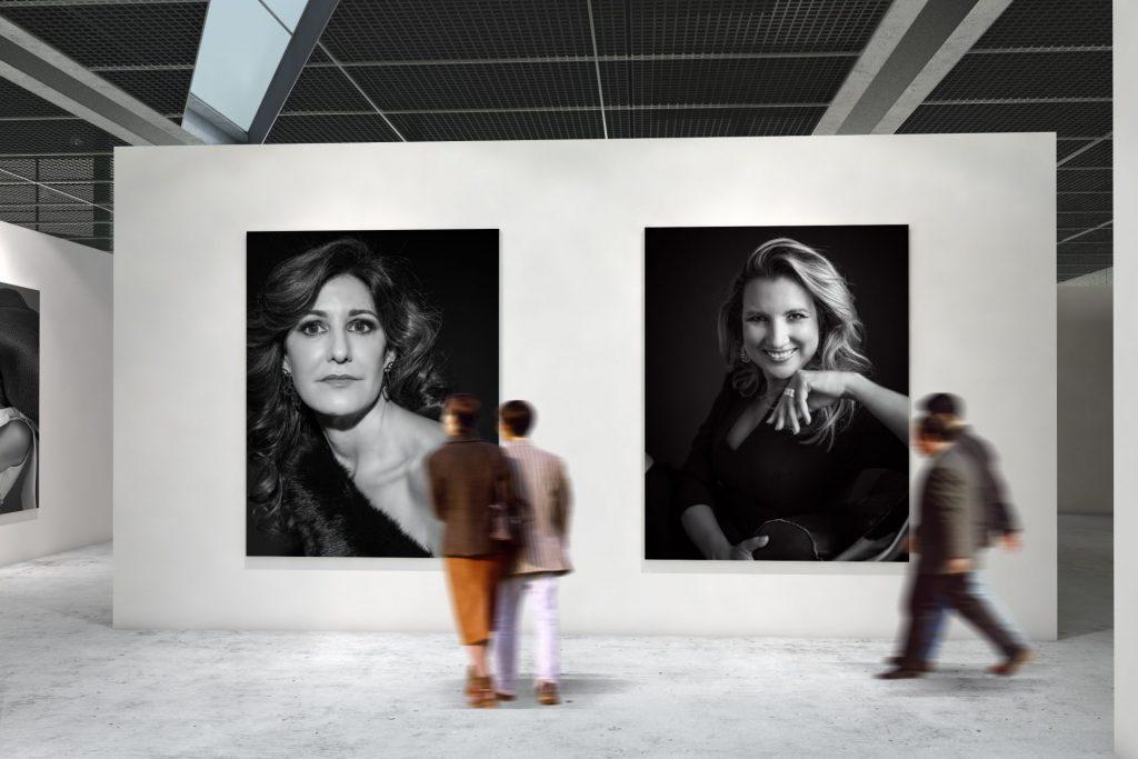 fotografia de mujeres en madrid