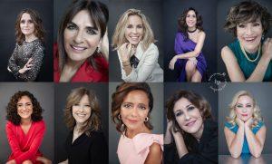mujeres del proyecto 50mas50