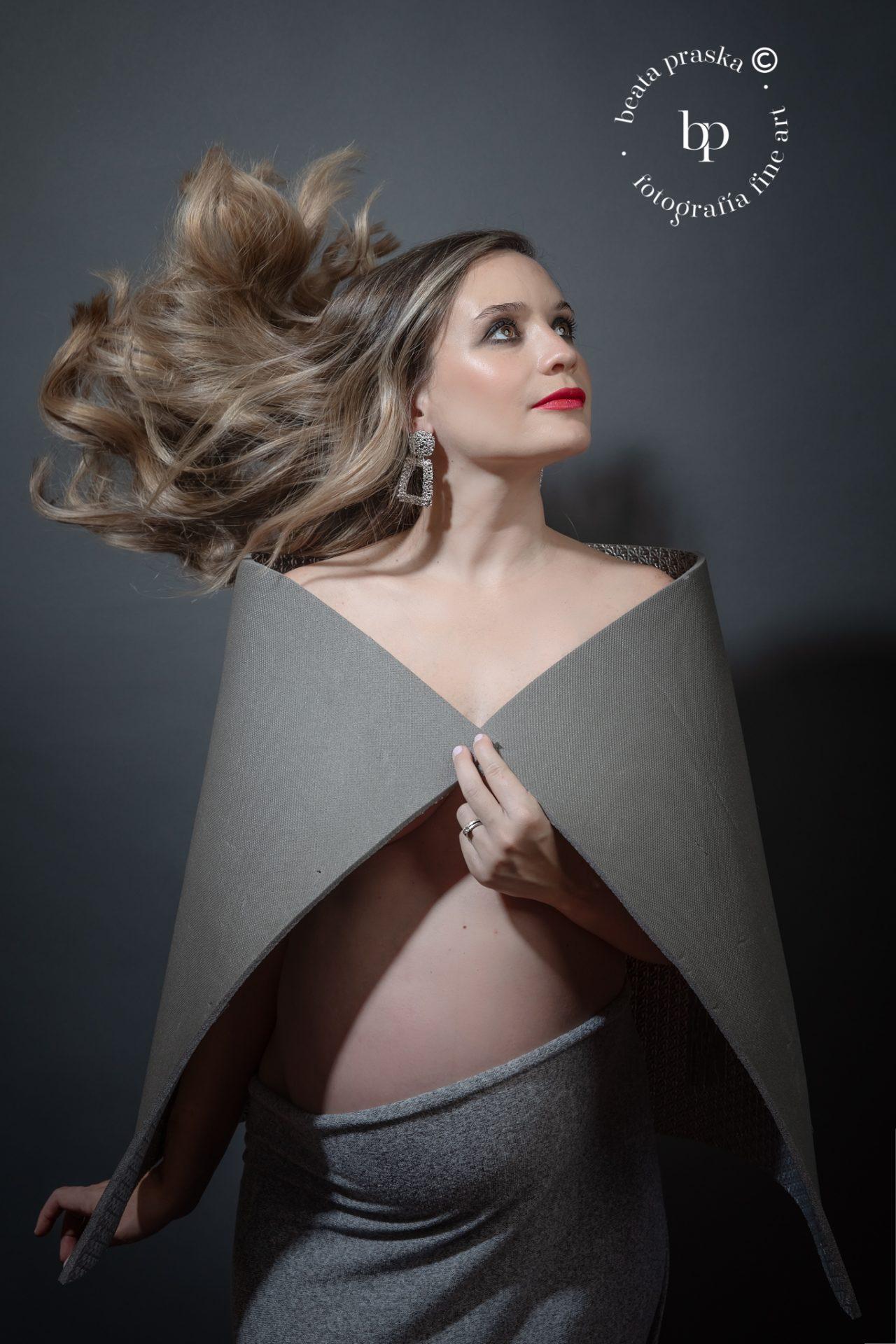 fotografia de maternidad en madrid
