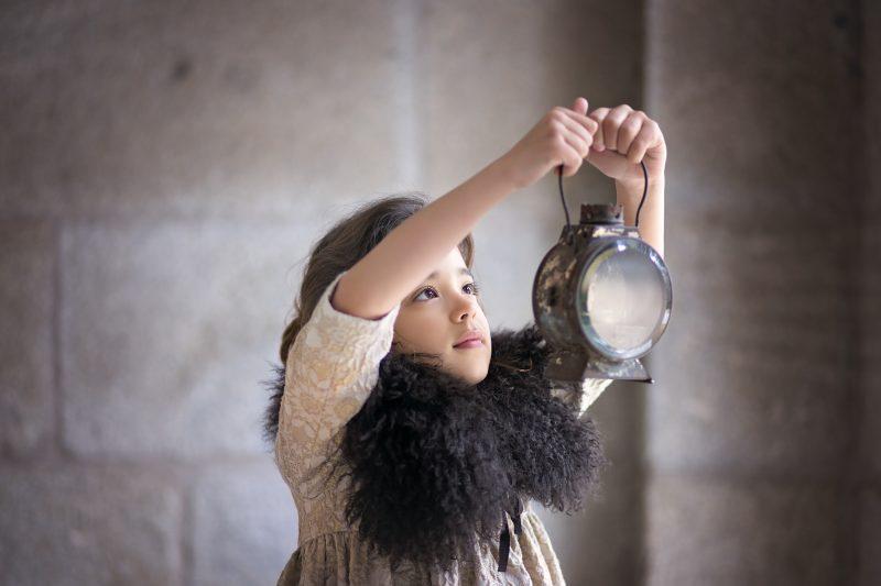 fotos profesional de niños en madrid